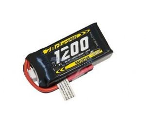 Lipo Xell-Sport 11.1V 1200 MAh 3S 25C