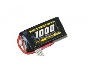 Lipo Xell-Sport 7.4v 1000 mAh 2S 20C