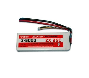 Roxxy-Power ZX 3S 5000mAh 25C