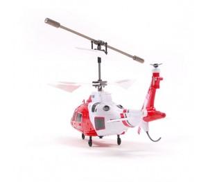 Hélico Coast Guard avec gyro