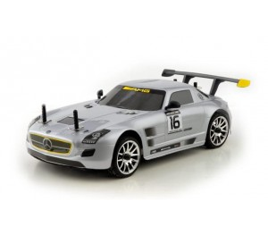 MERCEDES SLS AMG GT3 BRUSHLESS 2.4G RTR  1/16