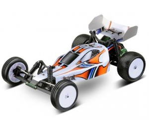 Mad Rat 2WD RTR Brushless 1/10