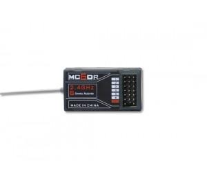 Récepteur 6 voies 2,4 GHz FHSS