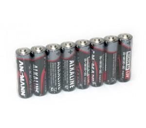 Lot de 4 piles Alkaline 1.5v AA