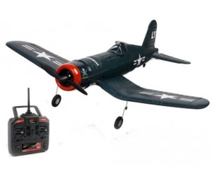 F4U CORSAIR 2.4Ghz Mode 1 RTF Go Fly RC