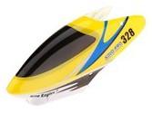 Verrière  jaune Solo Pro 328 ou Lark