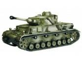 Char RC 1/16 Panzerkampfwagen IV Métal (Bruit/Fumée)