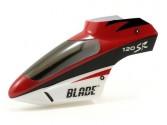 Bulle rouge complète Blade 120SR E-Flite
