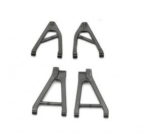 Set de triangles arrière SLASH 4WD 1/16 Traxxas