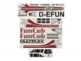 Planche de décoration Funcub