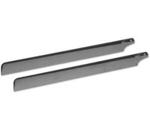 Paire de pales carbone 325mm Blade 400 E-flite