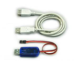 Cordon USB récepteur Multiplex