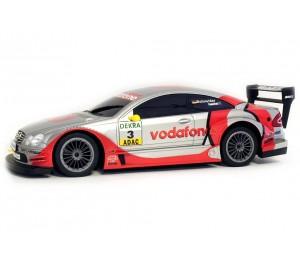 AMG Mercedes CLK DTM VODAFONE ELECTRIQUE 1:10 RACE TIN AULDEY