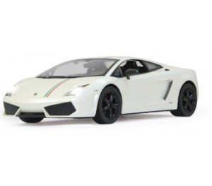 Lamborghini Gallardo blanche 1/10