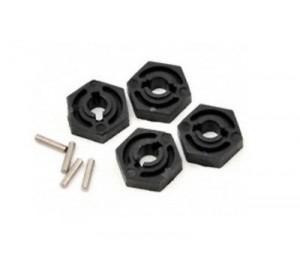 Set hexagones de roues Mini 8ight 1/14 Losi