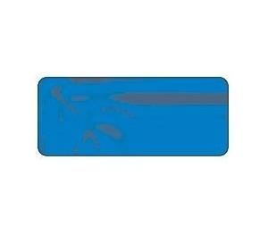 Oralight bleu transparent