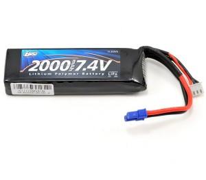 Batterie Lipo 7.4v 2000mah - Losi