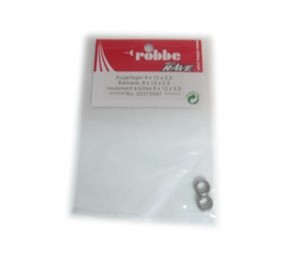 Roulements à billes 8x12x3.5mm (2) Mini Rave