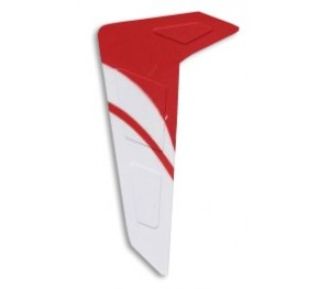 Dérive rouge et blanche Lark / Solo Pro 328
