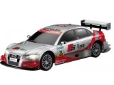 Audi A4 DTM Grise 1/16e RC Race Tin