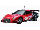 Nissan GT-R Super GT Rouge 1/16e RC Race Tin