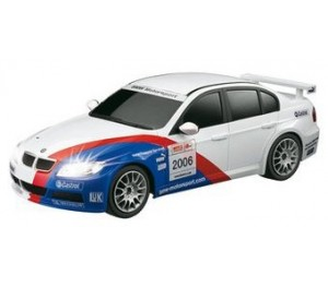 BMW 320SI WTCC 1/16 Race Tin