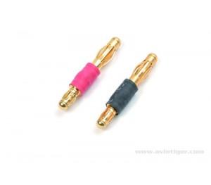 Convertisseur connecteurs OR 3.5mm vers 4mm.