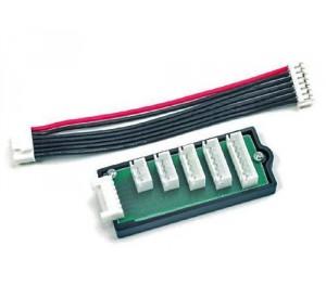 Platine EH + Cordon adaptateur de charge XH