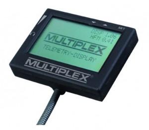 Multiplex Ecran de télémétrie