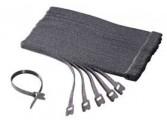 Bandes Velcro 7X200 mm (par 10)