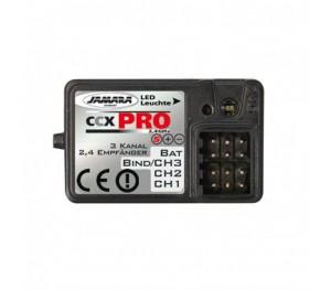Récepteur CCX Pro 2.4Ghz