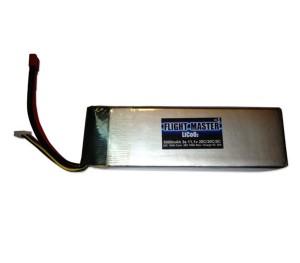 Accu Lico 3S 11.1v 5000 mAh 20C/30C
