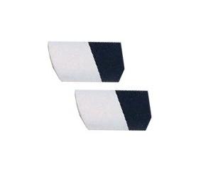 Palettes de barre de bell fibre heli 450