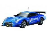 Nissan GTR Super GT bleue 1/28 Auldey