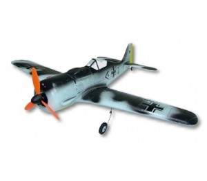 FW190 GWS version peinte gris