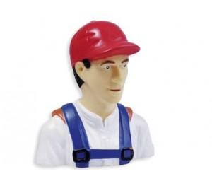 Figurine de pilote Pierre