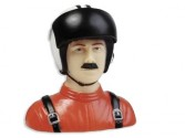 Figurine de pilote Johnny
