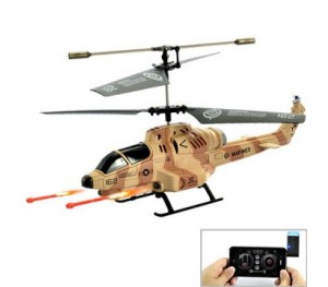 Cobra RC iHelicopter - iPhone