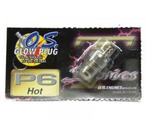 Bougie OS Turbo P6 chaude