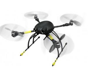 Drone Bumblebee quadricoptere