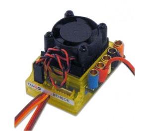 Contrôleur brushless 120A spécial voiture Car Power X120