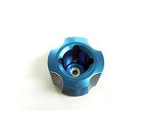 Culasse haute anodisée bleue pour NX-26 Cen