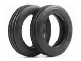 SM25 Paire de pneus avant SANDMASTER Kyosho