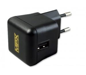 Chargeur secteur USB 100-240V AC