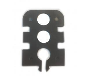 Platine fixation variateur Spirit L-16 Robbe