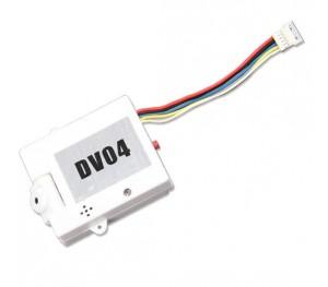 Caméra DV04 pour Walkera QR X350