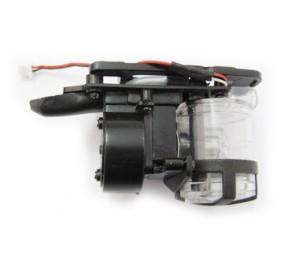 Canon à eau option Space Q4