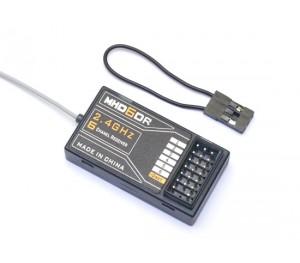 Récepteur 6 Voies MC6DS 2.4Ghz