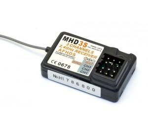 Récepteur 3 voies MHD3S 2,4 GHz