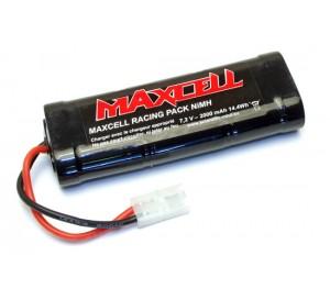 Batterie 7,2V 2000 mAh Nimh MAXCELL